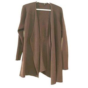 Eileen Fisher silk cardigan